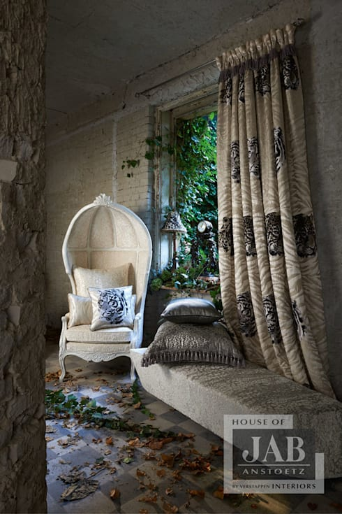 Jab grandezza vol 9 collection spring 2015 door house of for Vol interieur argentine
