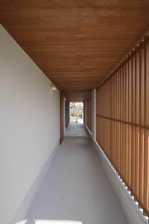 中山町の家: 深山知子一級建築士事務所・アトリエレトノが手掛けた家です。