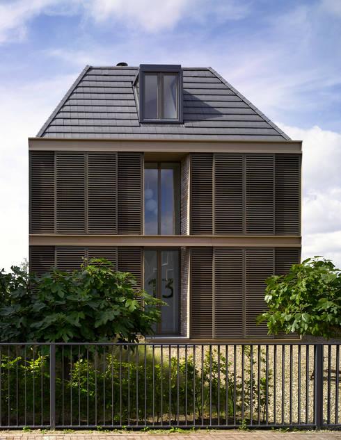 villa Loenen aan de Vecht:  Huizen door paul seuntjens architectuur en interieur