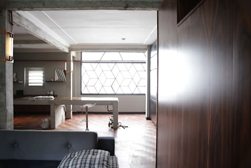 Apartamento Facundo Guerra: Janelas   por MM18 Arquitetura
