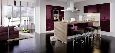 impuls k chen gmbh prickelnd frische k chenideen homify. Black Bedroom Furniture Sets. Home Design Ideas