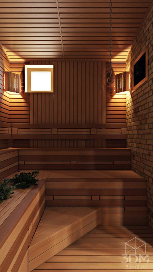 29: Спа в . Автор – студия визуализации и дизайна интерьера '3dm2'