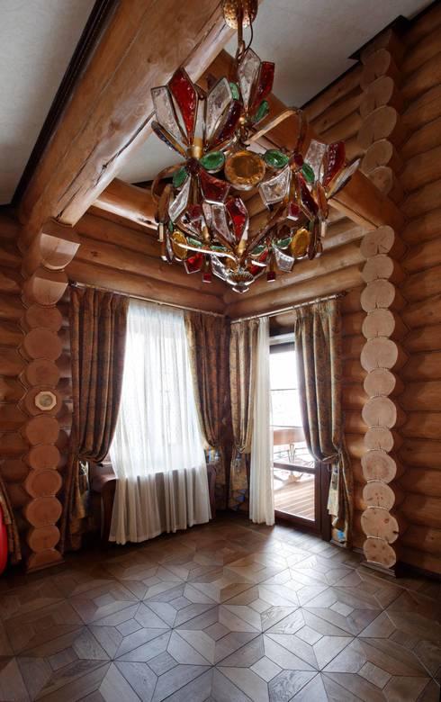 Просто дом: Спальни в . Автор – Хандсвел