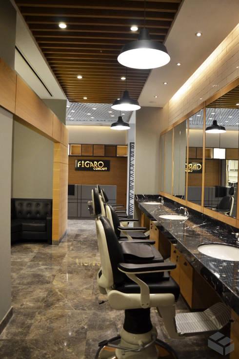 Commercial Spaces by monoblok design & interiors