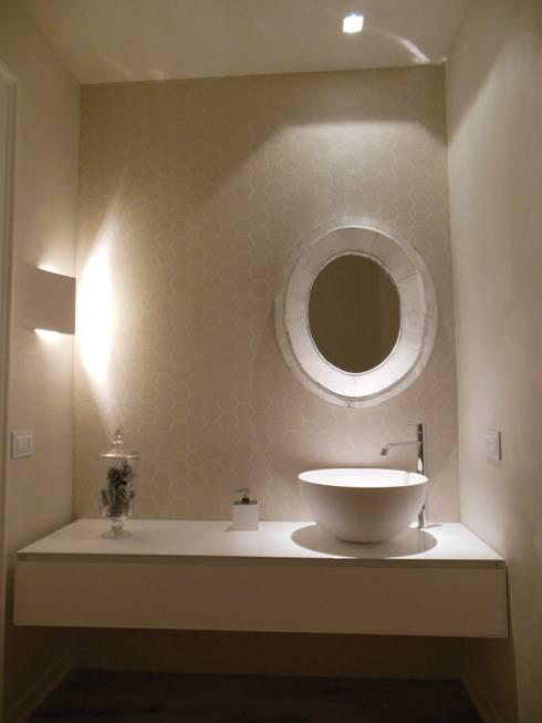 Casas de banho mediterrânicas por RO|a_