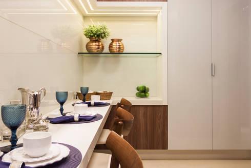 Ap PCL: Cozinhas modernas por Calli Arquitetura