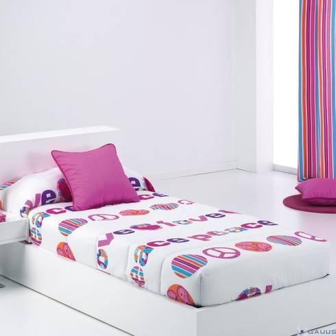 Edredones ajustables de homify - Edredones para camas de 90 ...