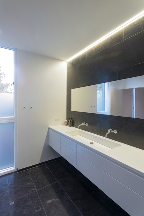 Bathroom by C.F. Møller Architects