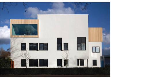 CM exterieur 02:  Kantoorgebouwen door atelier2architecten
