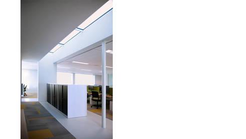 CM kantoortuin 01:  Kantoorgebouwen door atelier2architecten