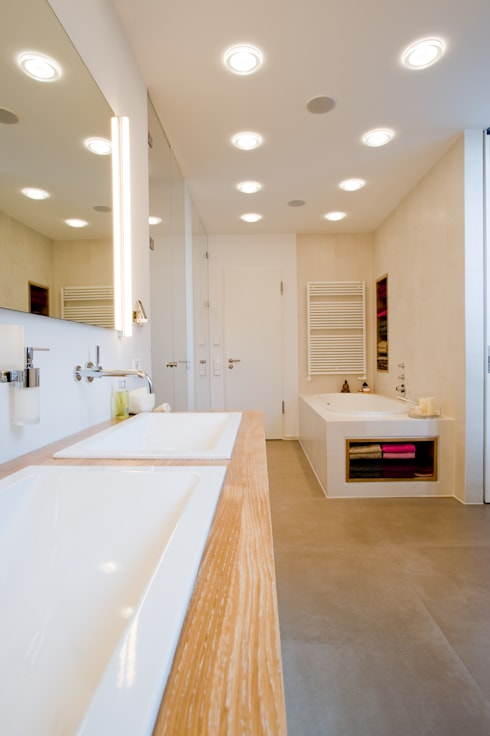 حمام تنفيذ SNAP Stoeppler Nachtwey Architekten BDA Stadtplaner PartGmbB