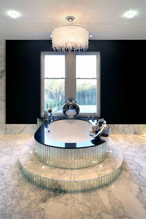 Project 7 Windlesham:  Bathroom by Flairlight Designs Ltd