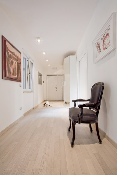 Koridor dan lorong by Emanuela Gallerani Architetto