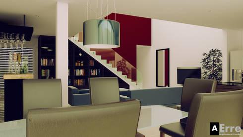Proyecto_CasaJR:  de estilo  por AErre