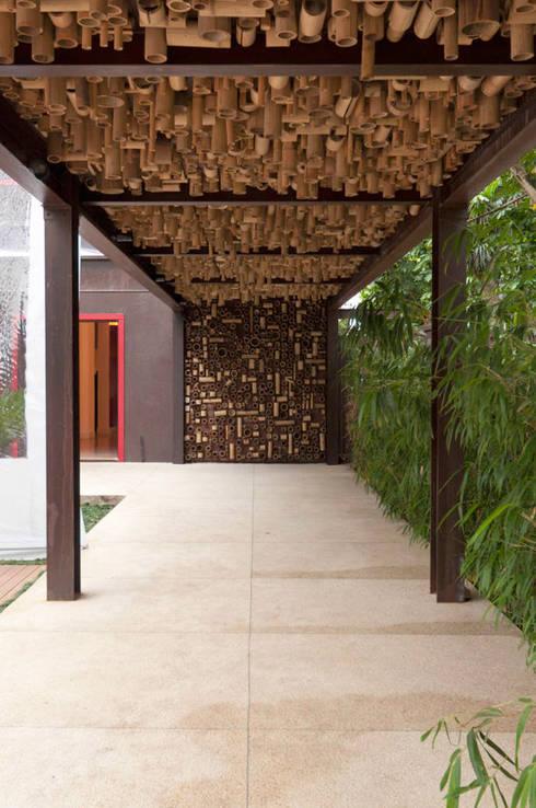 Fotografia de Arquitetura | Exteriores: Parede e pavimento  por Christiana Marques Fotografia