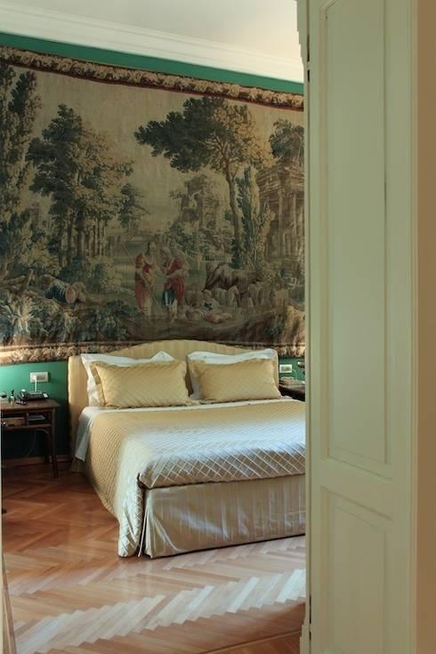 Bedroom by Francesca Bonorandi