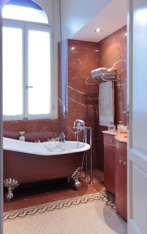 Banheiro  por Francesca Bonorandi