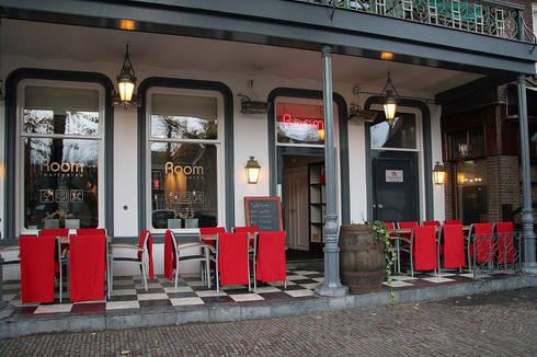 ROOM49:  Gastronomie door Doreth Eijkens | Interieur Architectuur