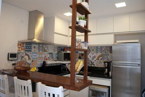 Cozinha : Cozinhas ecléticas por ArkDek