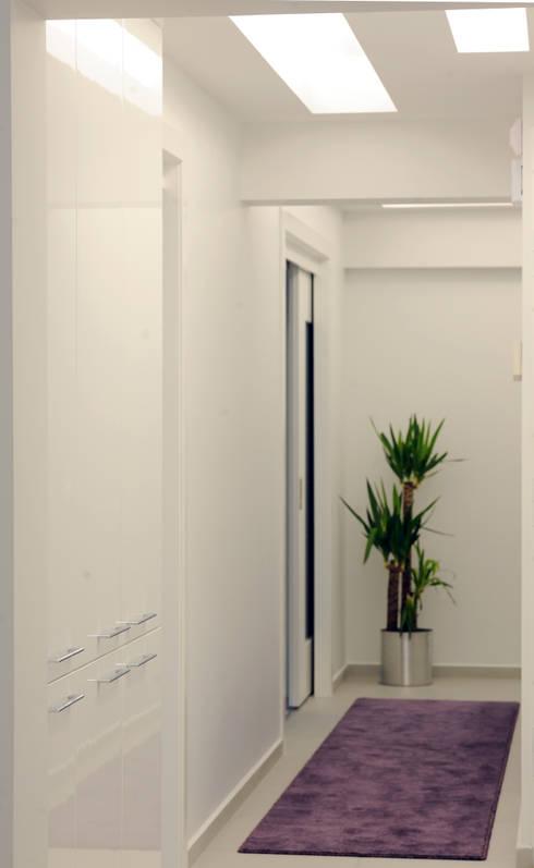 الممر والمدخل تنفيذ As Tasarım - Mimarlık