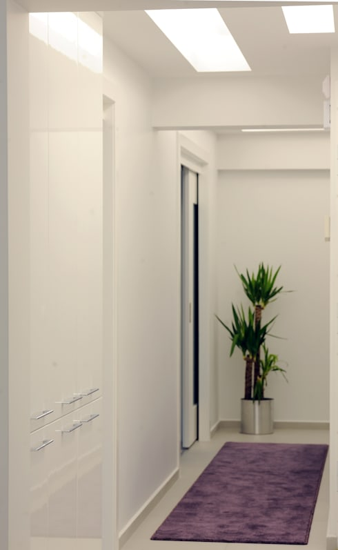 Koridor dan lorong by As Tasarım - Mimarlık