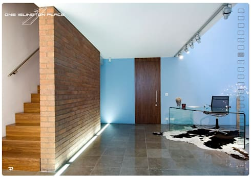 Islington Place by Elektra Lighting Design homify