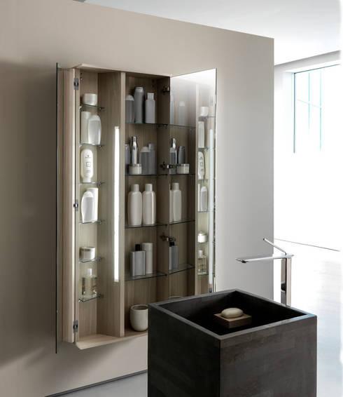 Vegni Design: minimal tarz tarz Banyo