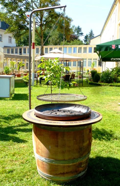 Projekty,  Ogród zaprojektowane przez Hermann Maschinenbau GmbH