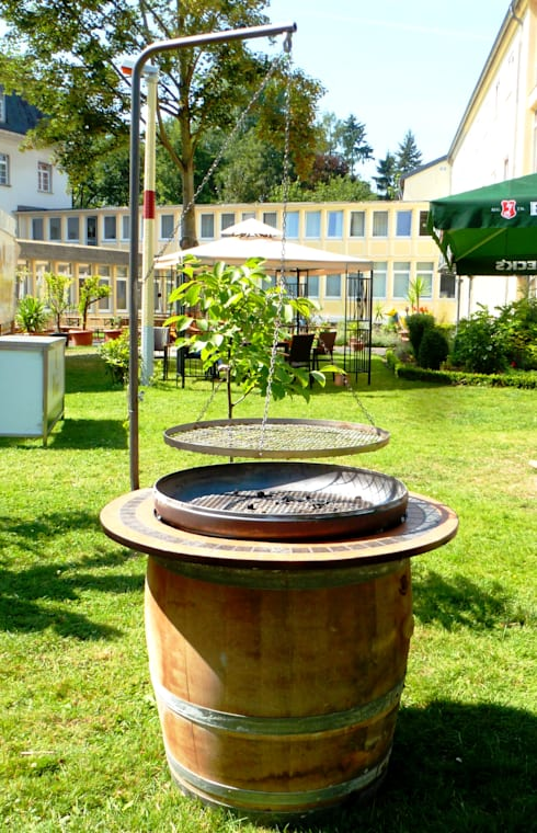 Jardim  por Hermann Maschinenbau GmbH