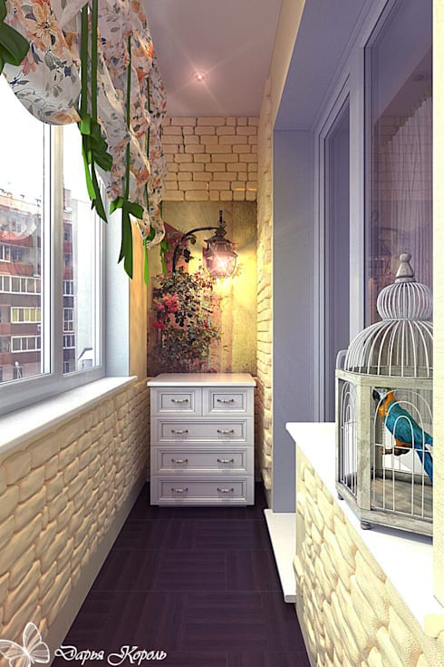 children's room for girls: Tерраса в . Автор – Your royal design