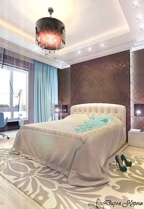 Bedroom by Your royal design