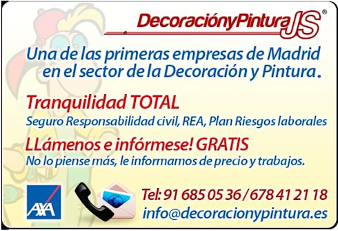 Empresas pintores madrid pintores madrid with empresas - Empresas de pintura en madrid ...
