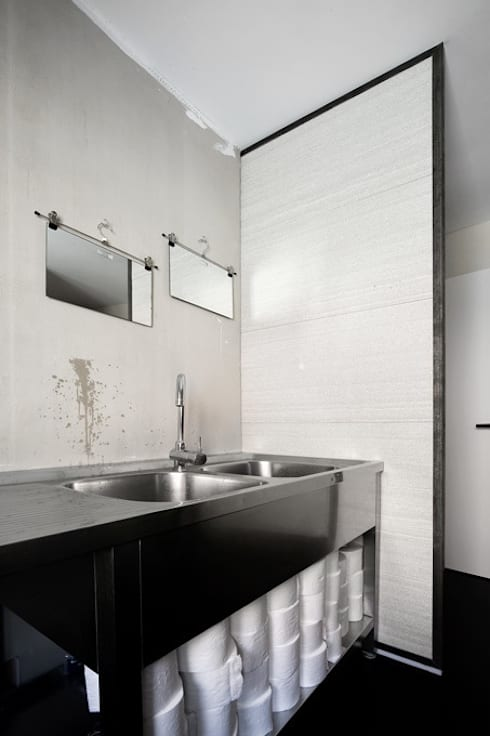 CH_07:  Badezimmer von LINIE ZWEII - innenarchitektur und grafikdesign
