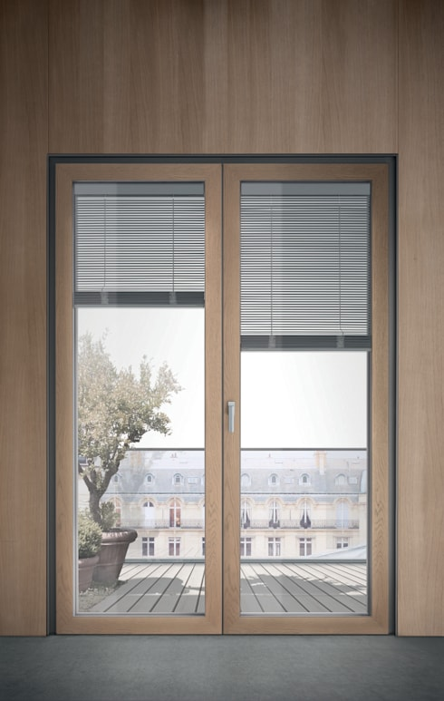 Come le tende per interni possono cambiare una casa - Tende a vetro per finestre ...