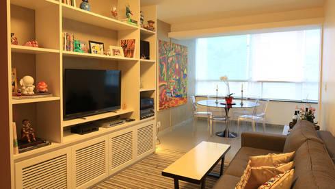 AP IA: Salas de estar modernas por Mutabile