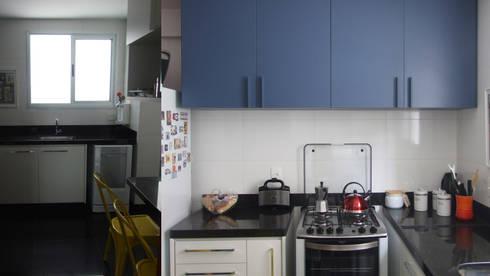 AP IA: Cozinhas modernas por Mutabile
