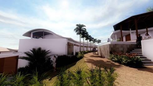 Pousada Yakumama: Hotéis  por Mantovani e Rita Arquitetura