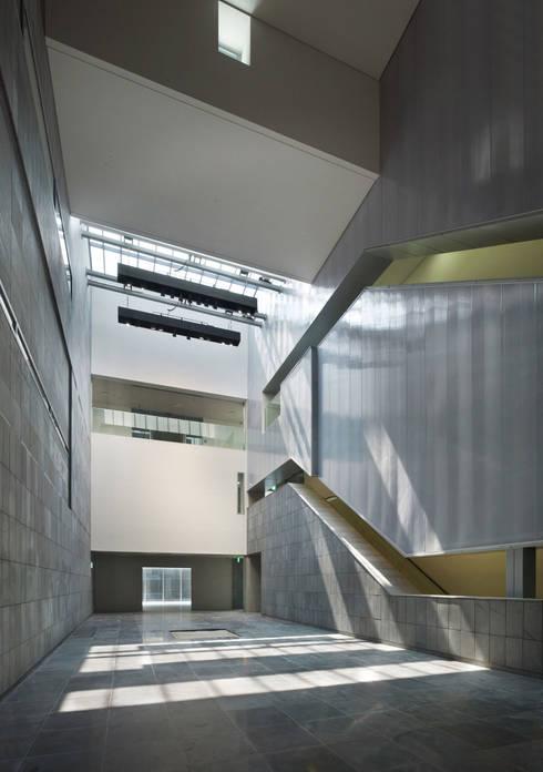 Ahn Jung-geun Memorial Hall: D·LIM architects의  전시장