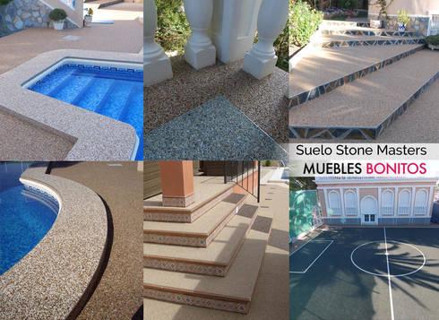 Suelo stone masters de muebles bonitos sl homify for Muebles bonitos sl