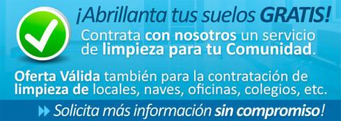 Puligaviota empresa de limpieza en madrid de puligaviota for Empresas de limpieza de oficinas en madrid