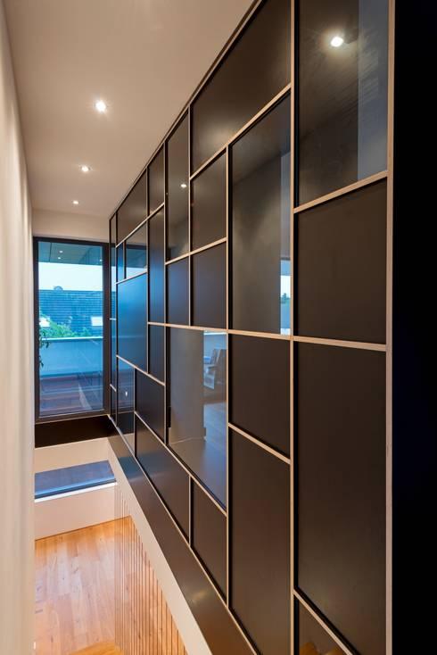 Projekty,  Korytarz, przedpokój zaprojektowane przez bdmp Architekten & Stadtplaner BDA GmbH & Co. KG
