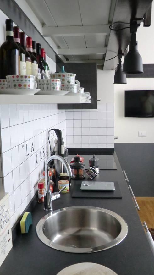 La casa dei libri di arch silvana citterio homify - Silvana in cucina ...