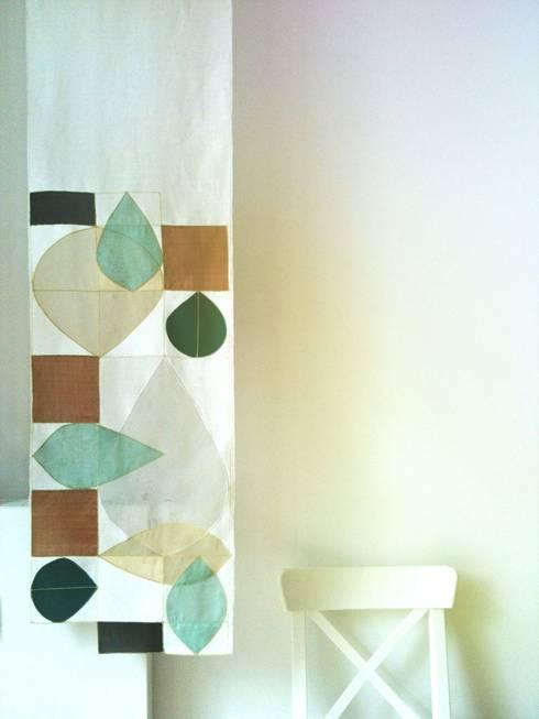 Gestaltungsbeispiele 2: moderne Fenster & Tür von unikatessen Berlin