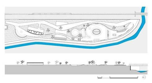 Praça Vila Nogueira:   por ODVO Arquitetura e Urbanismo