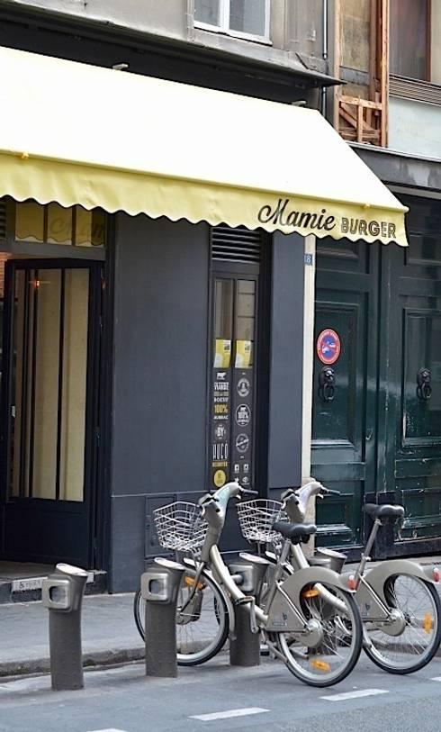 Grands Boulevards: Restaurants de style  par am alexandra magne