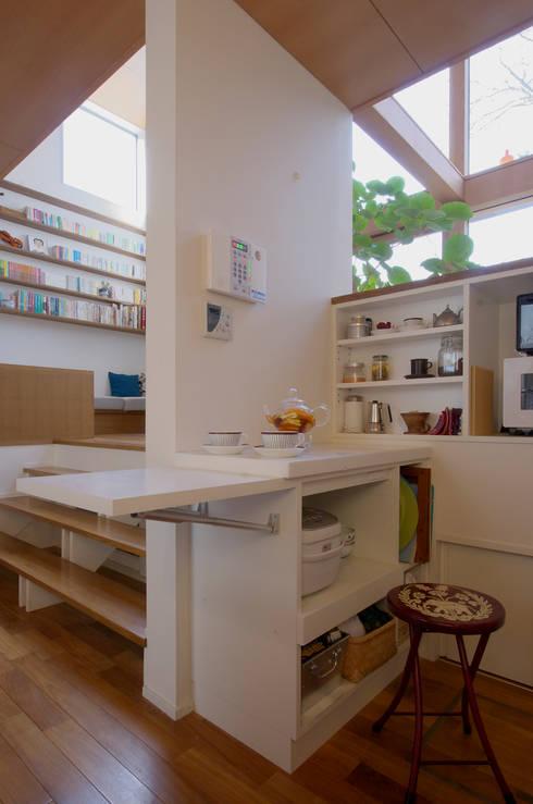 長浜信幸建築設計事務所의  주방