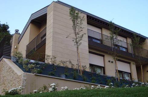 Casa zara di studio di architettura claudio dorigo for Piani di casa di concetto aperto stile ranch