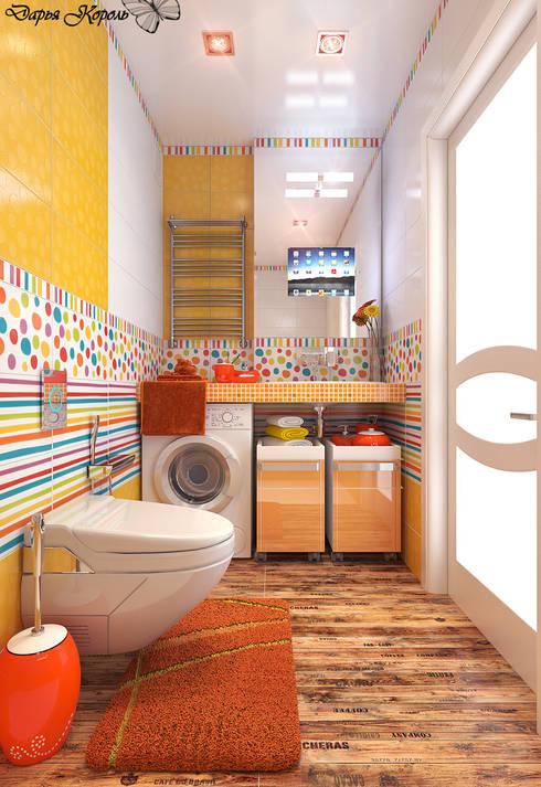 ห้องน้ำ by Your royal design