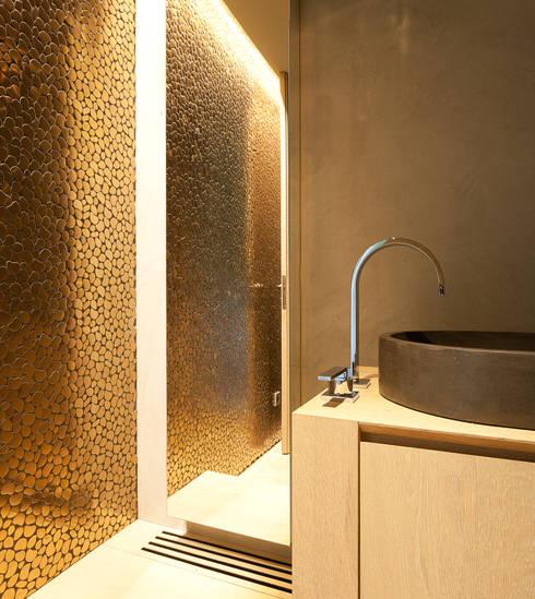 Apartado baños : Baños de estilo mediterráneo de adela cabré