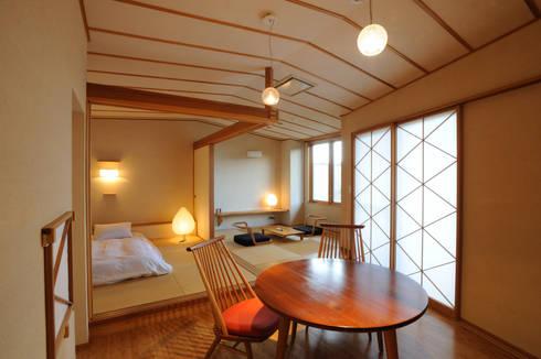 Гостиницы в . Автор – TAKA建築設計室